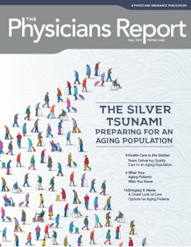 Fall 2018 The Silver Tsunami: Preparing for an Aging Population